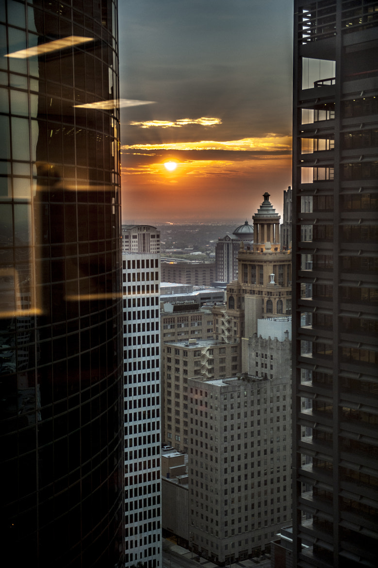 Photograph OFFICE WINDOW VIEW by ANVAR {SP} on 500px
