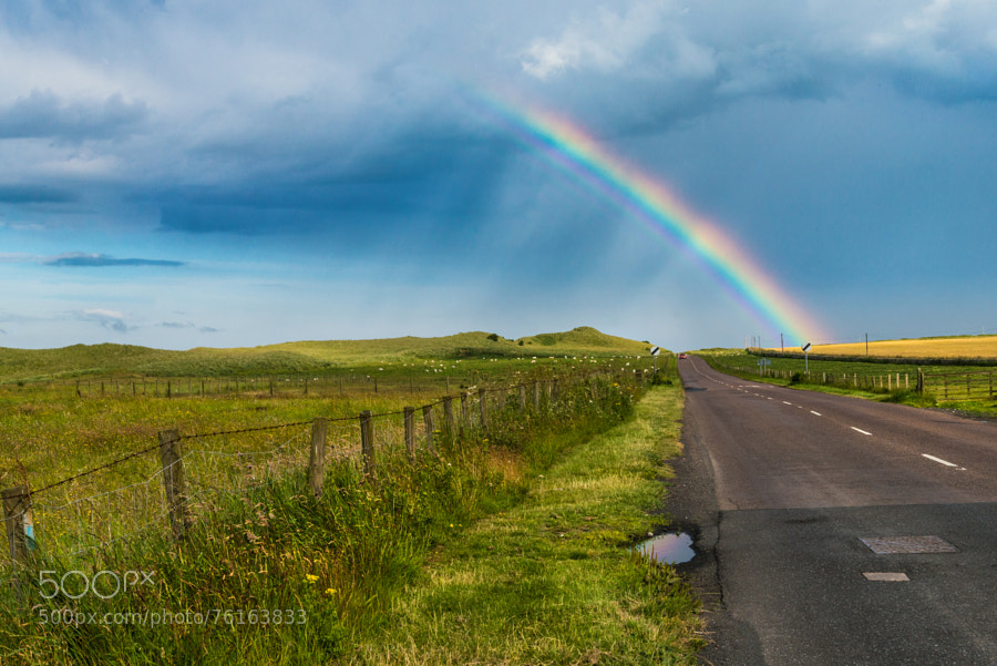 Bamburgh bow by ClaireWillans