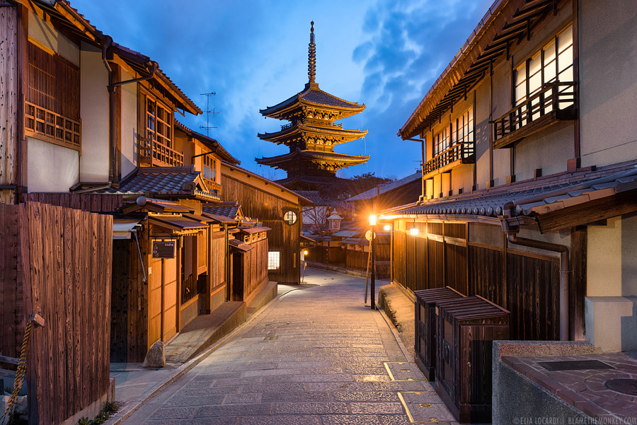 The Soul of Kyoto by Elia Locardi on 500px