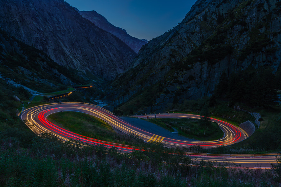 Photograph Furka pass by Fabio Tomat on 500px