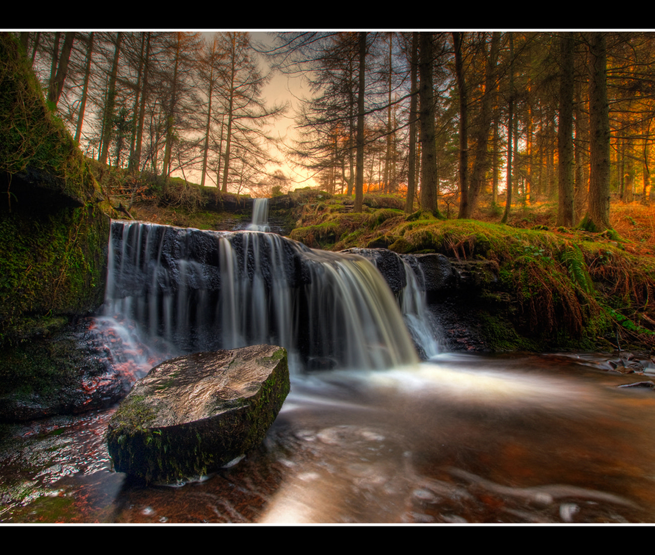 Photograph Talybont Waterfall by Antony Williams on 500px