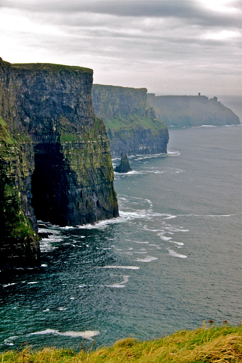 Photograph Cliffs of Moher- Ireland  by Katerina Lahiff on 500px