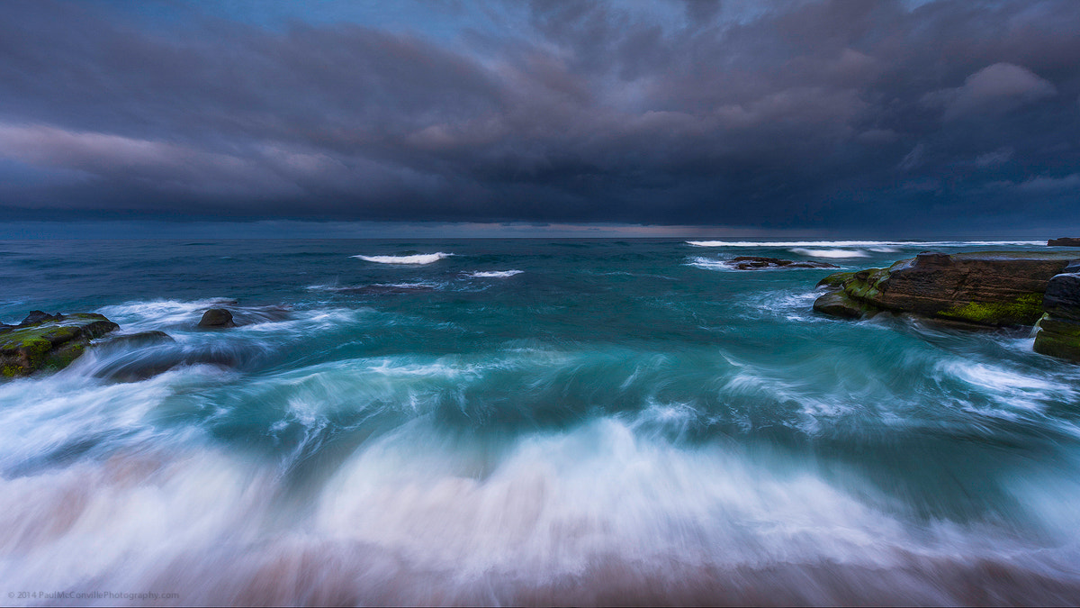 Photograph Shades of Blue by Paul McConville on 500px