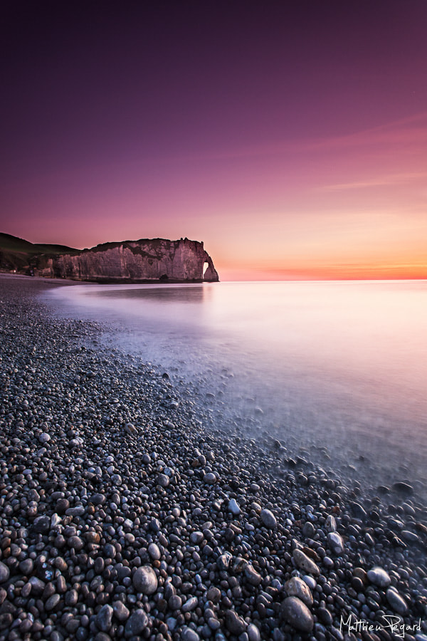 Photograph Etretat by Matthieu PEGARD on 500px