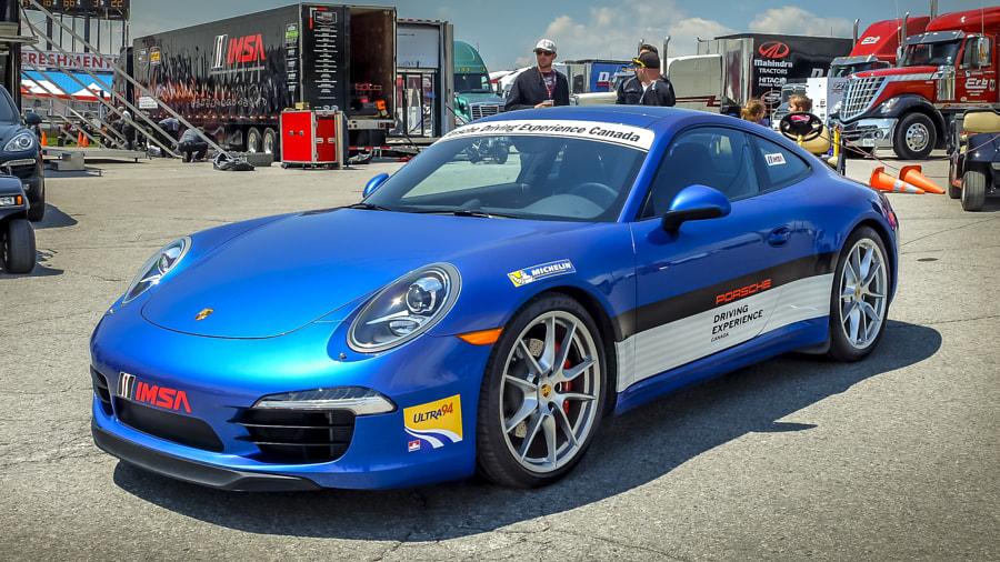 IMSA Porsche Driving Experience