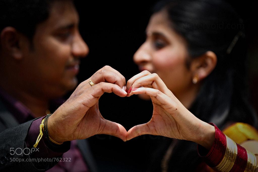 Photograph We heart you, nevervoid! by Antony Pratap on 500px