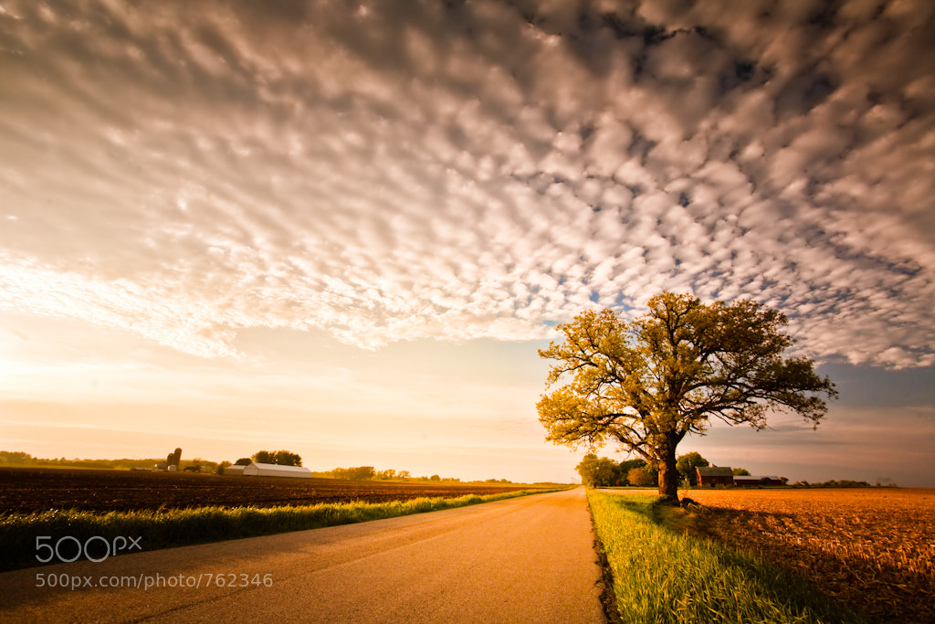 Photograph Taking the Back Road by Loren Zemlicka on 500px