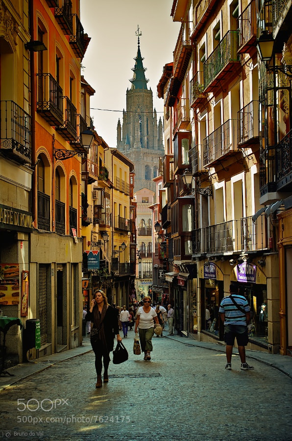 Photograph Toledo by Bruno do Val Benes on 500px