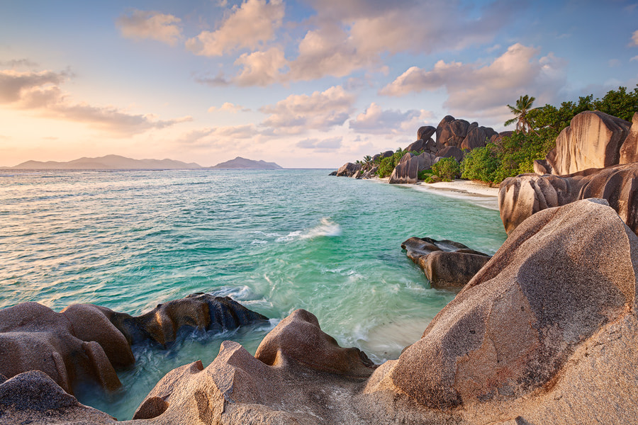 Photograph Welcome to La Digue by Michael  Breitung on 500px