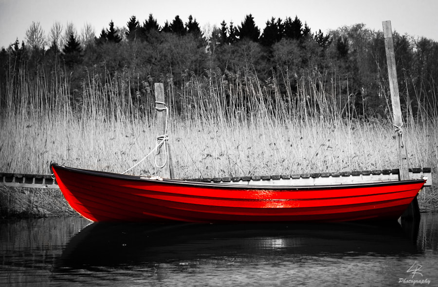 Photograph Rowboat by Leo Rantala on 500px