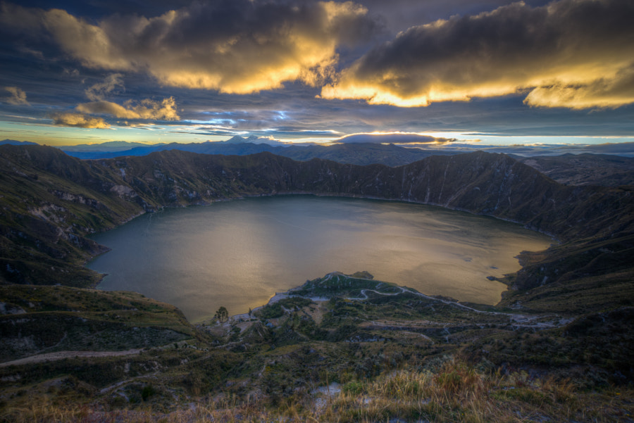 Photograph Quilotoa by Justin Ryan on 500px