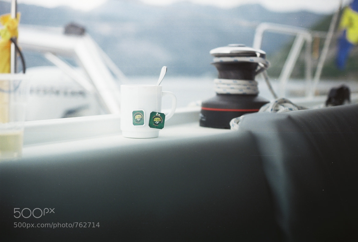 Photograph sea tea 35mm by Andrey Pushkin on 500px