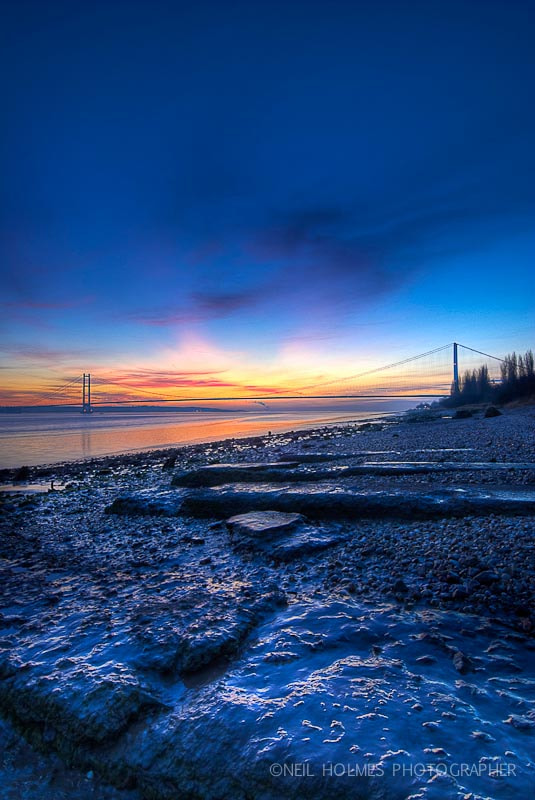 Photograph Humber Bridge - HDR by Neil Holmes on 500px