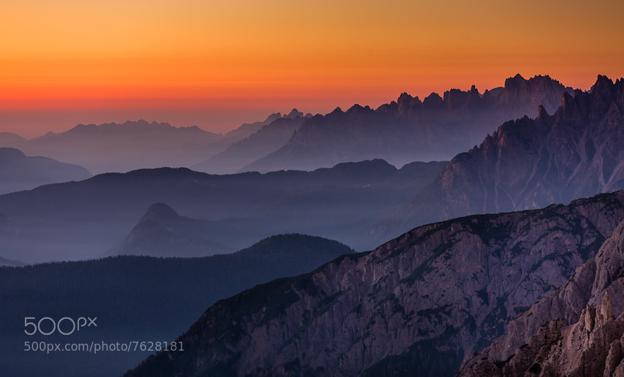 Photograph Layers by Hans Kruse on 500px