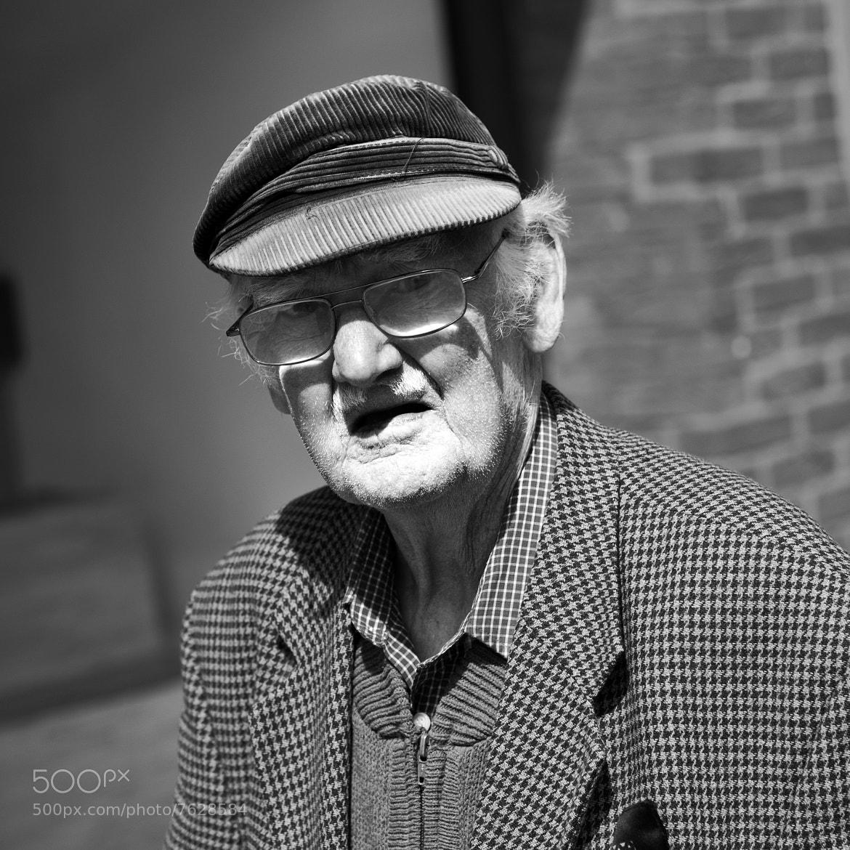 Photograph Dapper Man by Steve Campbell on 500px