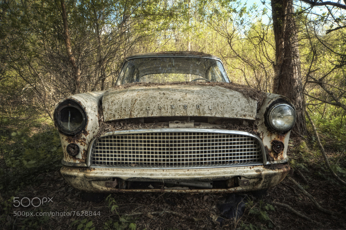 Photograph ford consul by Andreas S on 500px