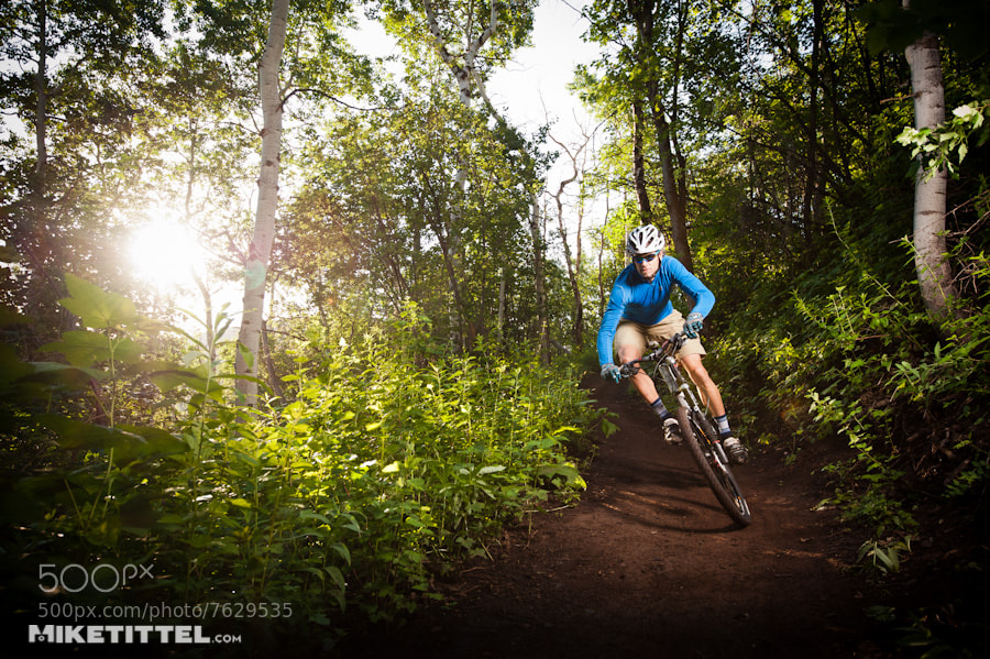 Photograph Park City Mountain Bike by Mike Tittel on 500px