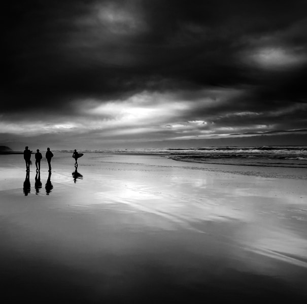 Photograph Walking on Clouds, A Reflection by Nathan Wirth on 500px