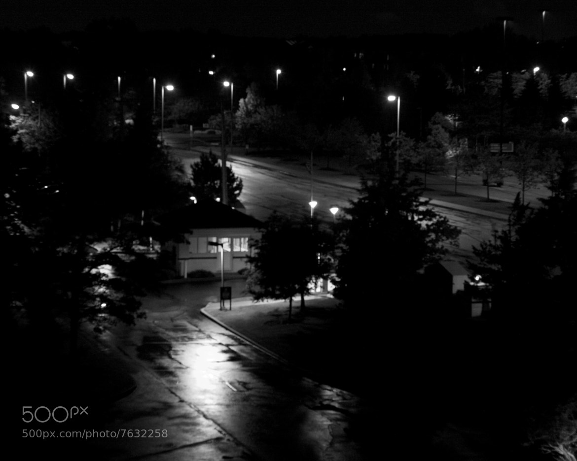 Photograph Gloomy Night by David Edmiston on 500px