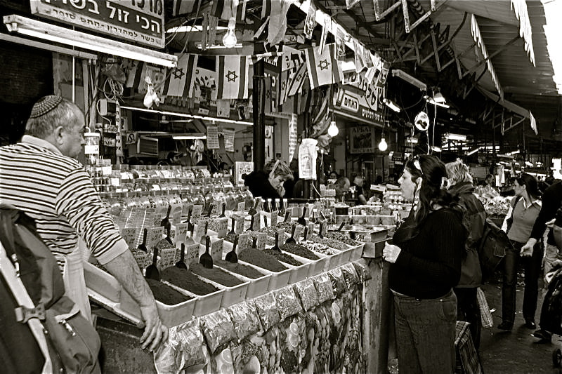 Photograph Tel Aviv Spice market by Chareese Allen on 500px