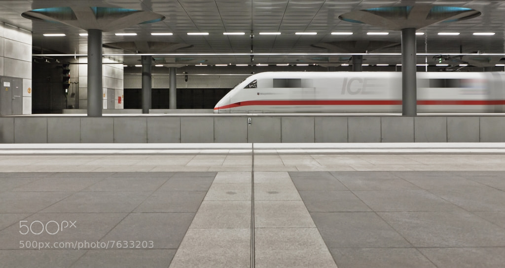 Photograph Grey and Red by Loic Guston on 500px