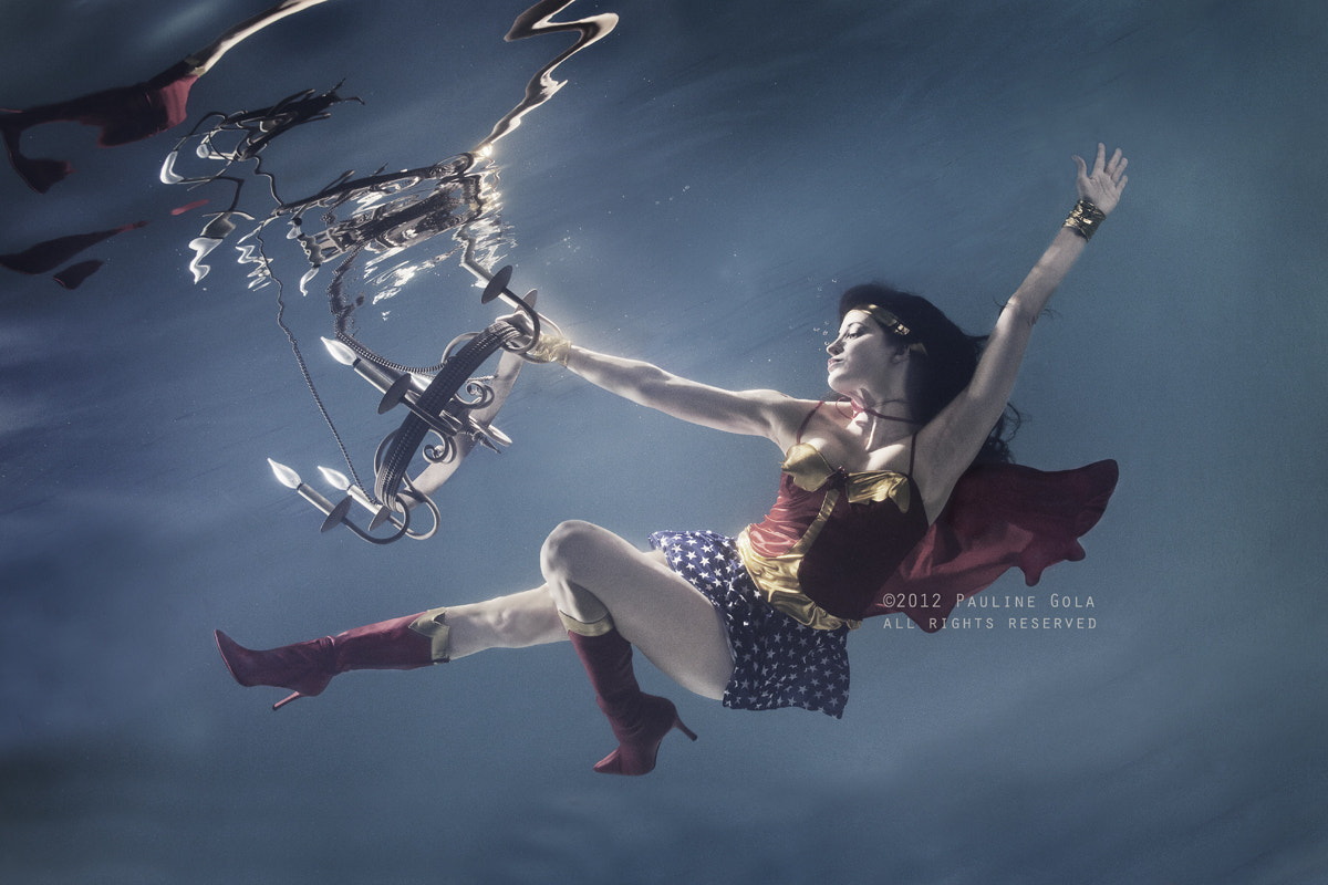 Photograph Wonder(ful) Water Woman by Pauline Gola on 500px