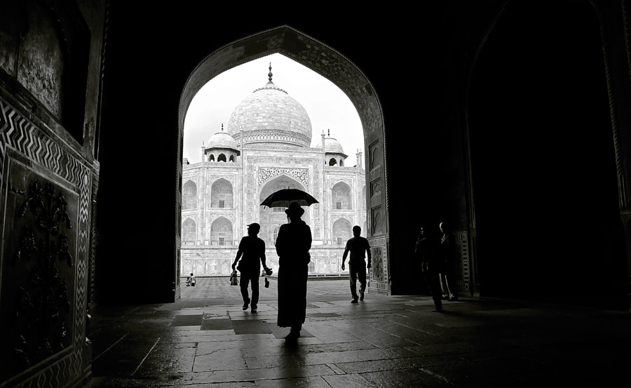 Photograph Taj Mahal - India by Christophe Paquignon on 500px