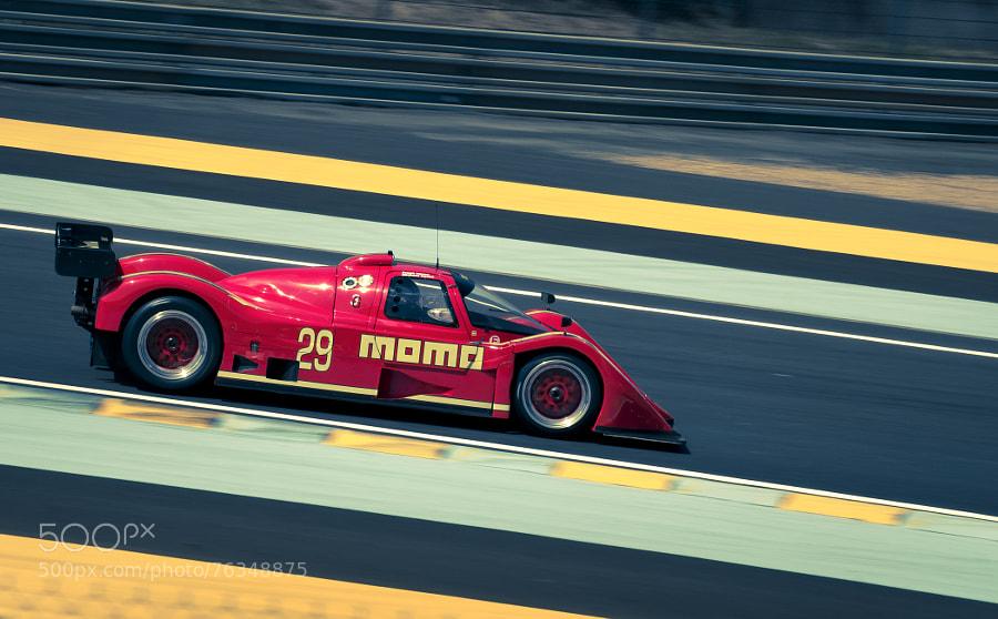 Photograph 24H00 du Mans - Gebhardt C901/C91 by Cyril Fontaine on 500px
