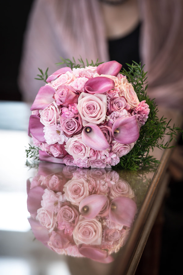 Photograph Wedding flowers by Hani Kanaftchian Photography on 500px