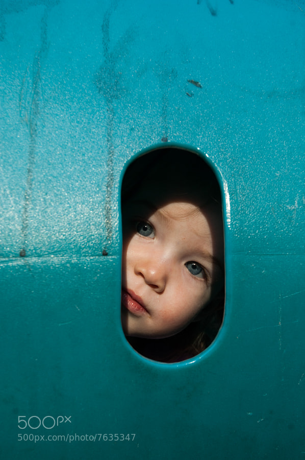 Photograph Peek-a-boo by Jessica Hendelman on 500px