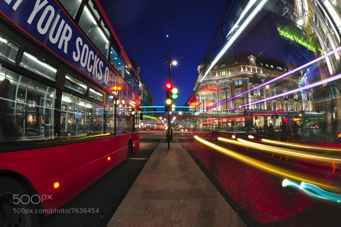 Photograph Lights in London by Haroldo Braune on 500px