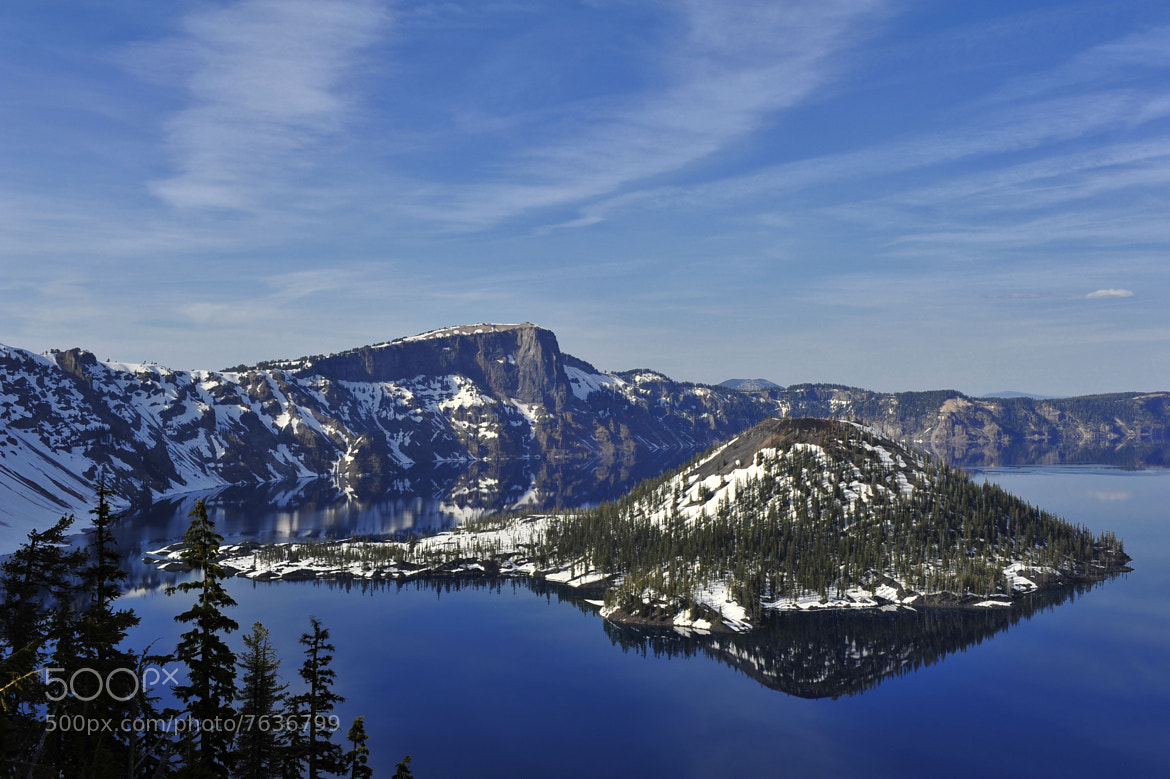 Photograph Crater Lake by Jaypee Verdaguer on 500px