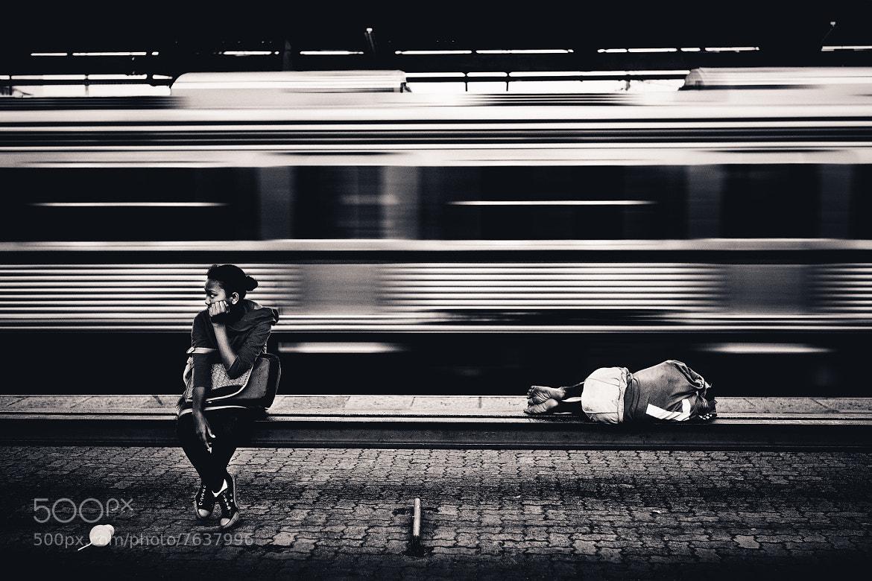 Photograph where's my train...? by Arslan Yatim on 500px