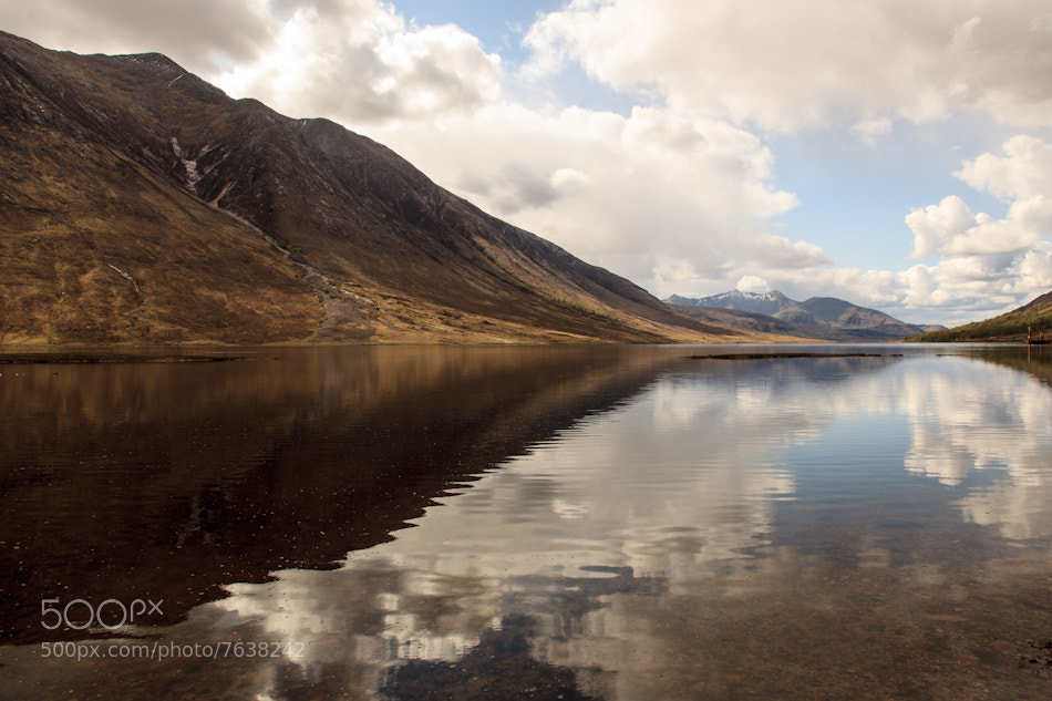 Photograph Loch Etive by Kenneth Verburg on 500px