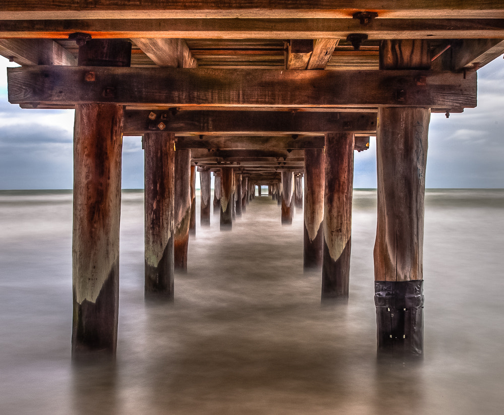Photograph Seaford Jetty by Margaret Netherwood on 500px