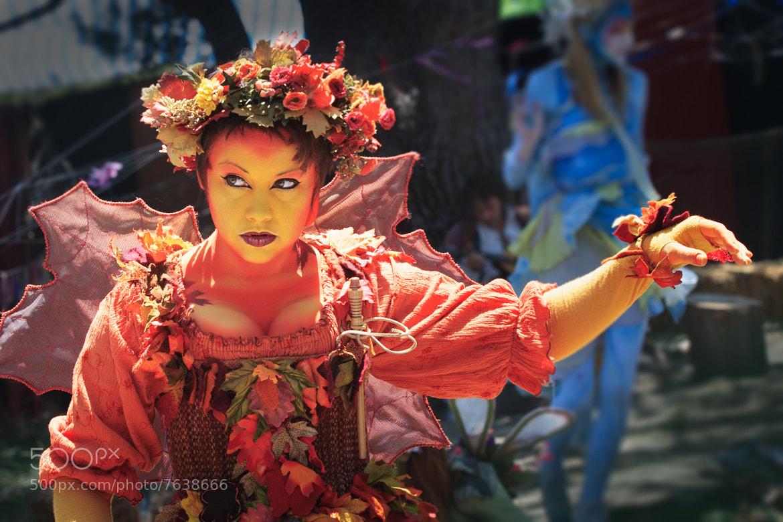Photograph Renaissance Pleasure Faire - Fantasical by Paul Liebrand on 500px