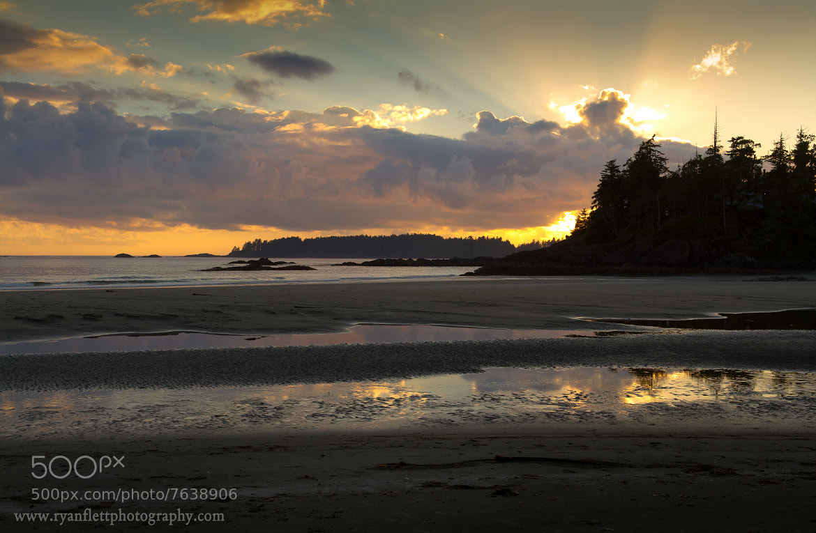 Photograph Mckenzie Beach by Ryan Flett on 500px