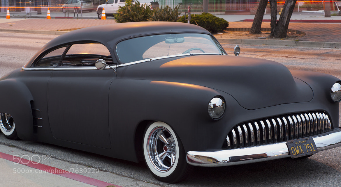 Photograph 49 Merc Lead Sled by Orville Griffiths on 500px