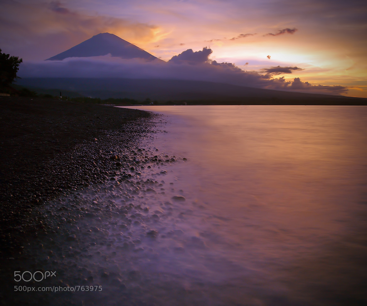 Photograph Bali Volcano by Chad Galloway on 500px