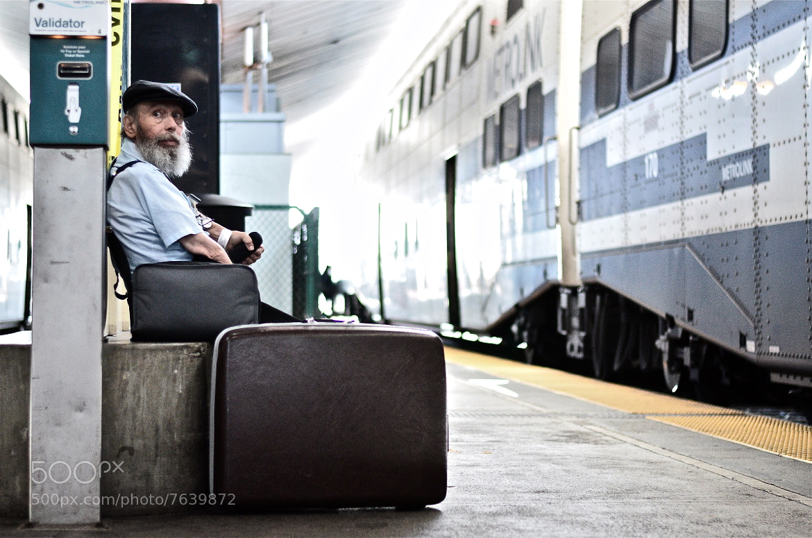Photograph The Traveler by Michael Ares on 500px