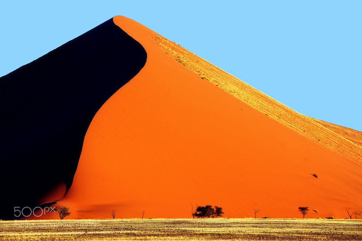 Photograph Sossusvlei Dune by Chad Galloway on 500px
