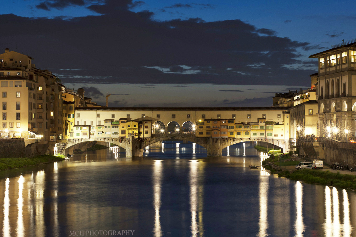 Photograph Ponte Veccio by Christoph Maderthaner on 500px