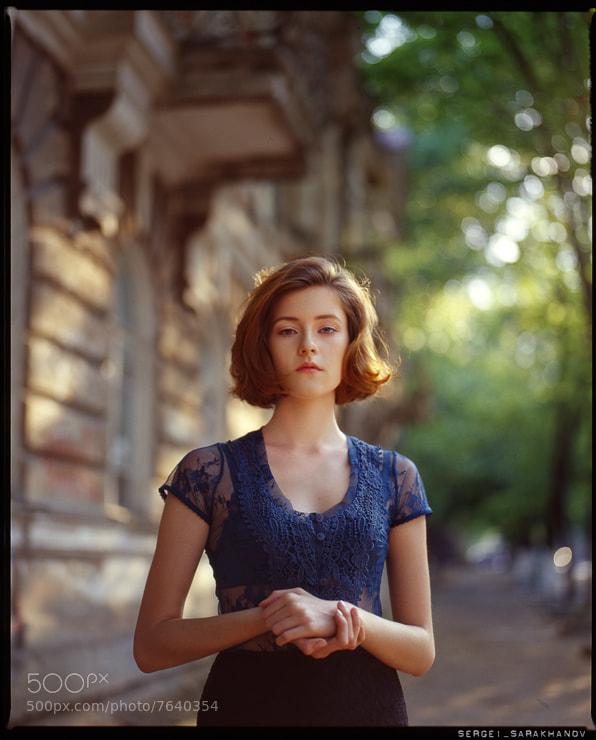Photograph Sonya by Sergei Sarakhanov on 500px