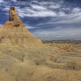Bardenas reales 2 by Tony Goran (tonygoran)) on 500px.com