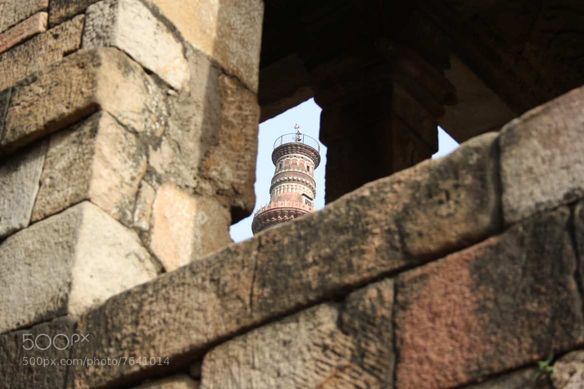 Photograph Qutub Minar by Aariz Rizvi on 500px