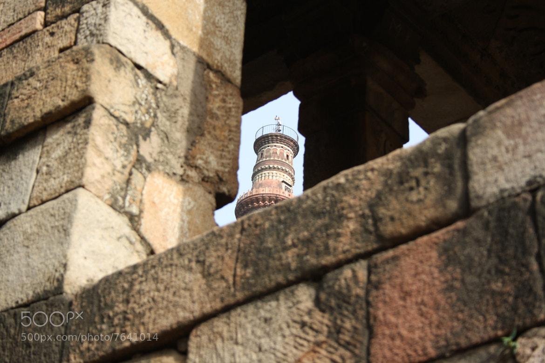 Photograph Qutub Minar by Aariz Rizvi on 500px
