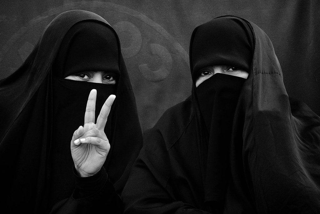Photograph Twin for Victory by  Alshaikh on 500px