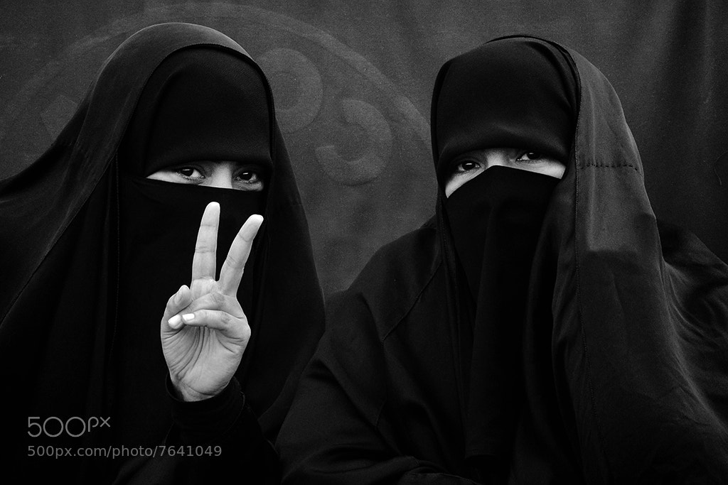 Photograph Twin for Victory by Mohammed Alshaikh on 500px