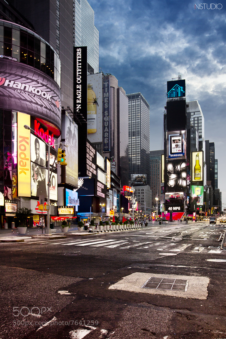 Photograph New York - Times Square I by NSTUDIO PHOTO on 500px