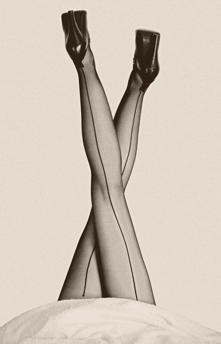 Photograph Stockings by Alexander Kasper on 500px